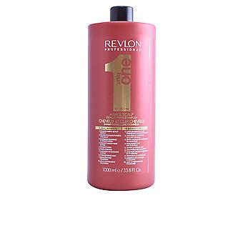 Cheveux Revlon Uniq One All In One & Conditioning shampooing 300 Ml unisexe cuir chevelu