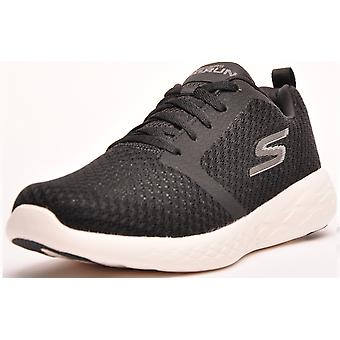 Skechers Go Run 600 Comfort Foam New 2019 Schwarz / Weiß