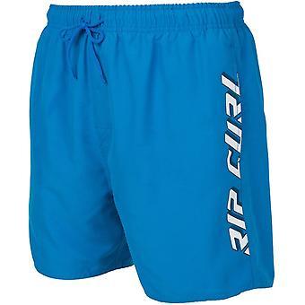 Rip Curl Volley Zeitlos 16'' Elastische Boardshorts in Blau