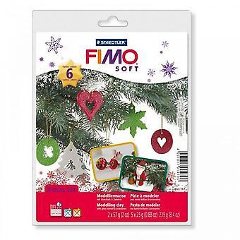 Fimo kerst Set zachte modellering Clay