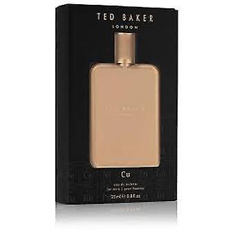 Ted Baker Cu Eau de Toilette 25ml EDT Spray