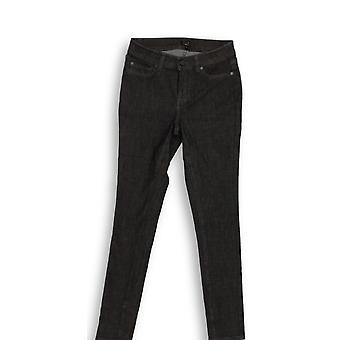 G.I.L.I. got it love it Women's Jeans Cotton Denim Jeggings Black A269153