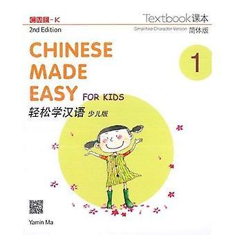 Chinese Made Easy voor Kids Vol. 1 - leerboek