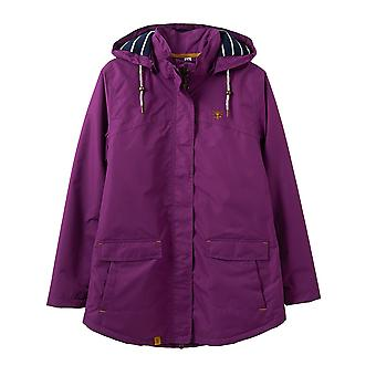 Lighthouse Iona Ladies Coat Grape