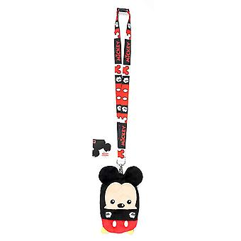 Lanyard - Disney - Mickey Mouse New 84056