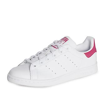 Basket mode Stan Smith J Blanc