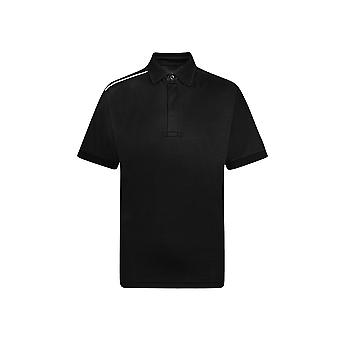 sUw Work-Casual - KX3 Mens Short Sleeved Polo Shirt
