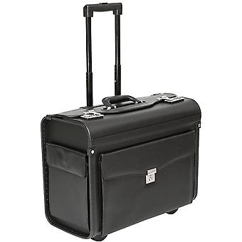 Tassia Pilot Case Briefcase Business Laptop Travel Flight Briefcase Bag Hand Luggage …