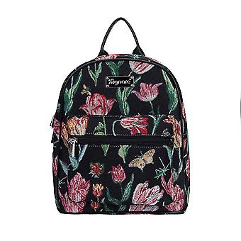 Marrel's tulip black day pack by signare tapestry / dapk-jmtbk