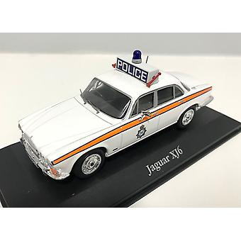 Jaguar XJ6 Diecast Model auto
