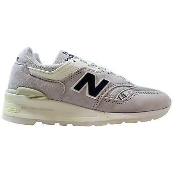 New Balance 997 Suede White/Off White-Navy M997JOL Men's