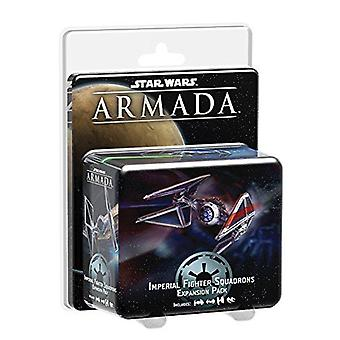 Star Wars Armada Imperial vechter squadrons expansie Pack