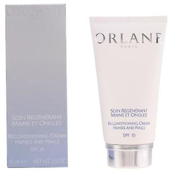 Orlane Reconditioning cream hands and nails