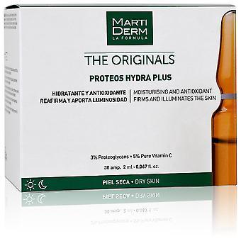 Martiderm Proteoglycans 10 Ampoules (Schoonheidsmiddelen , Gezichts , Concentraten)