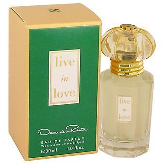 Live in Love Eau de Parfum Spray från Oscar de la Renta 536788 30 ml