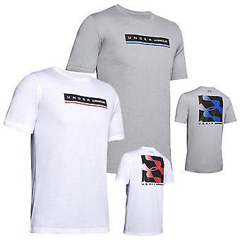 Under Armour Mens Reflexion Kurzarm gerippten Kragen weiches T-Shirt