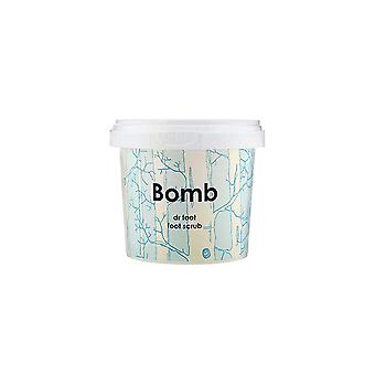 Bomb Cosmetics Refreshing Foot Scrub - Dr Foot