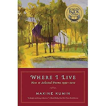 Onde moro: novas & selecionadas poemas 1990-2010