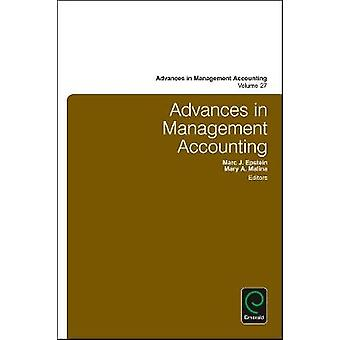 Fortschritte in der Management Accounting von Epstein & Marc J.