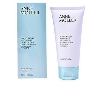 Anne Möller hydraterende anti-veroudert Hand Crème 100 Ml voor vrouwen