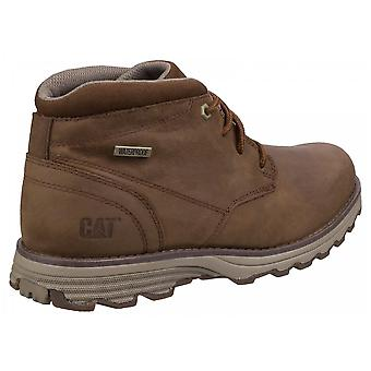 CAT Lifestyle Cat Lifestyle Elude Waterproof Lace Up Boot Brown