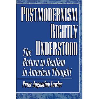 Postmodernismen med rette forstået