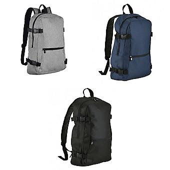 SOLS Unisex Wall Street Padded Backpack