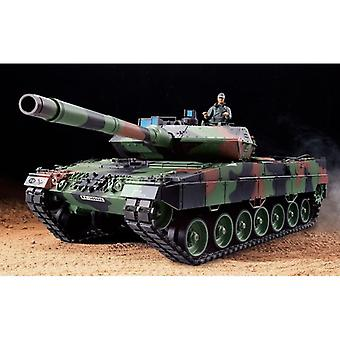 Heng Long RC Panzer German Leopard 2A6 1:16 Metallgetriebe, Metallketten, 2,4GHz