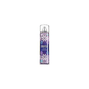 (2 Pack) Bad & Body Works Matteret Snow Blossom Fine Fragrance Mist 8 fl oz / 236 ml