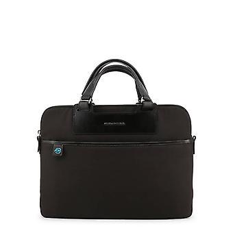 Piquadro الأصلي الرجال كل سنة حقيبة - اللون الأسود 32643