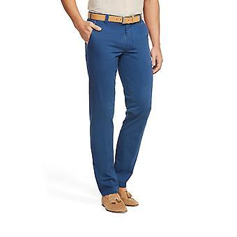 Meyer New York Casual Trouser Blue