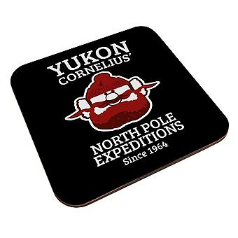Rudolph The Red Nose Reindeer Yukon Cornelius Coaster