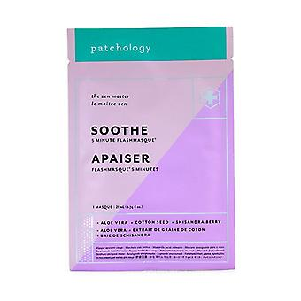 Flashmasque 5 Minute Sheet Mask - Soothe - 4x21ml/0.74oz