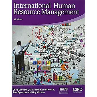 International Human Resource Management by Christopher Brewster - 978