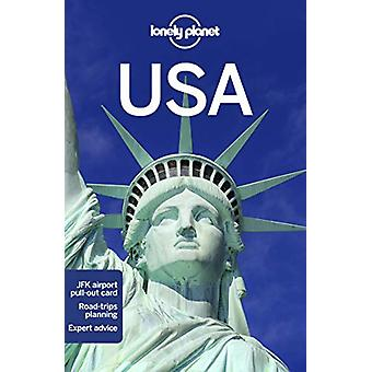 Lonely Planet USA by Lonely Planet - 9781787017870 Book
