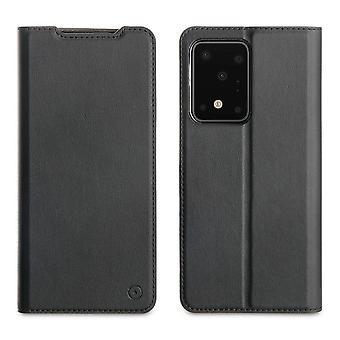 Case For Galaxy S20 Ulta Folio Stand Black