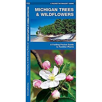 Michigan Trees & Wildflowers: An Introduction to Familiar Species (Pocket Naturalist)