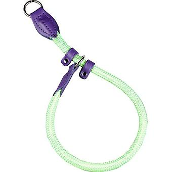 Arppe Bellucci cord necklace Green / Purple