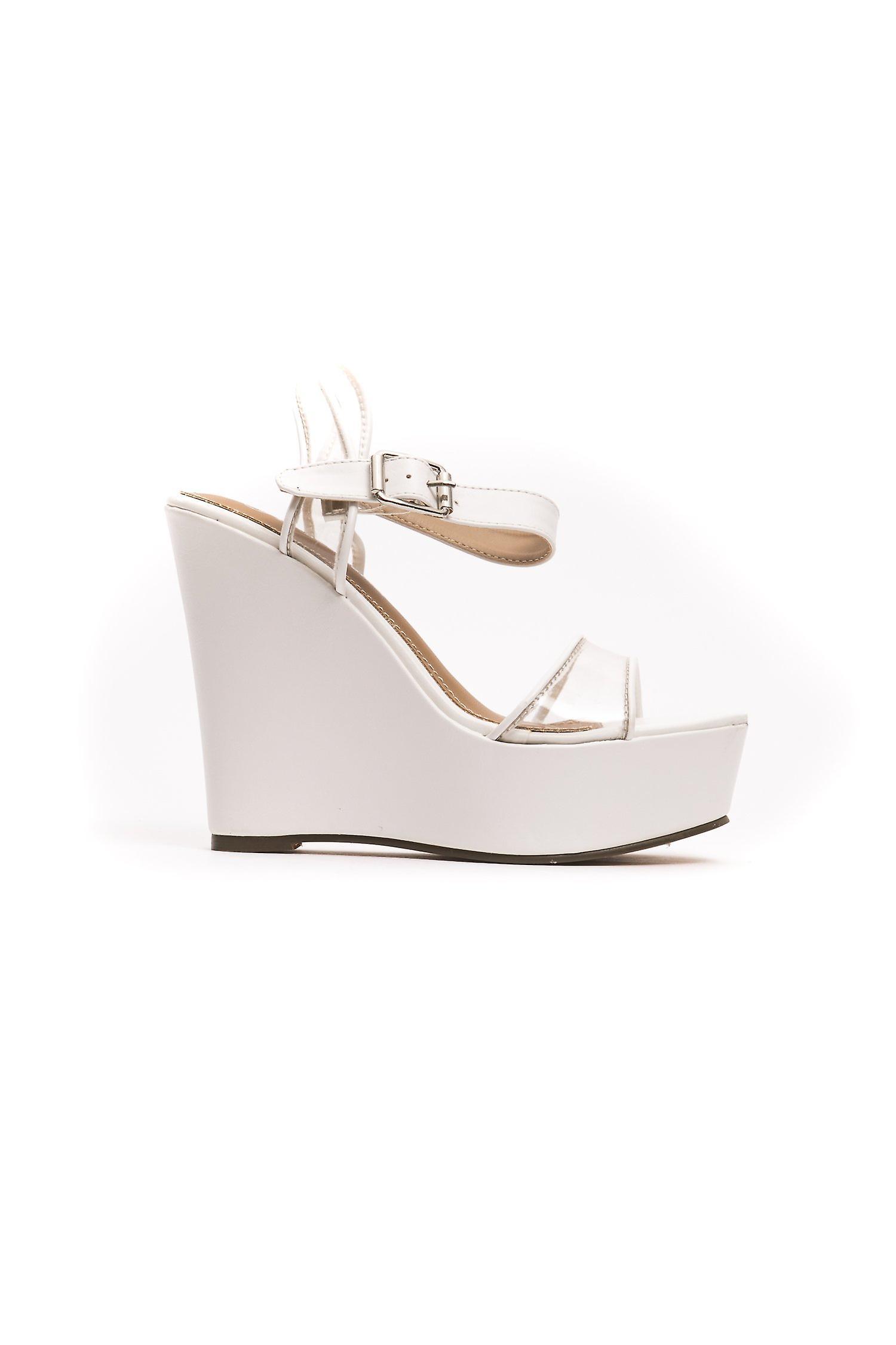 Bianco White  Péché  Originel Sandal -- 9990530608 Agw2R