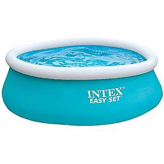 Intex 6ft 6' Foot Easy Fast Set Family/Childrens Swimming Paddling Garden Pool