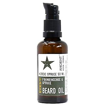 Beard Oil 50ml - Nordic Spruce - Regenerate!