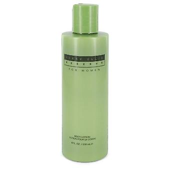 Perry ellis reserv kropp lotion av Perry Ellis 551306 240 ml
