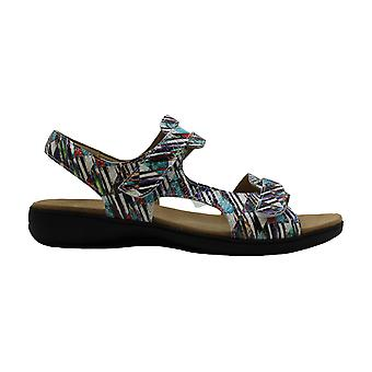 Trotters Womens Katarina 3 Open Toe Casual Ankle Strap Sandals