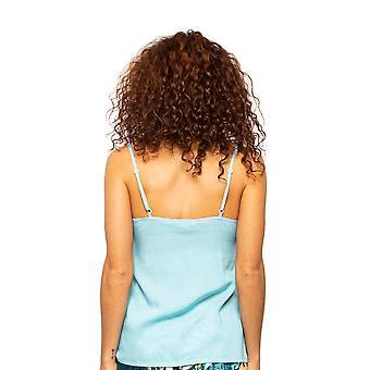 Cyberjammies Valerie 4536 Women's Light Blue Modal Cami Pyjama Top