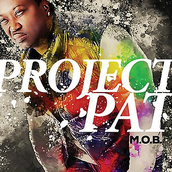Project Pat - M.O.B. [CD] USA import