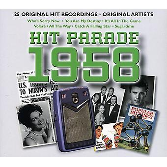 Hit Parade 1958 [CD] USA import