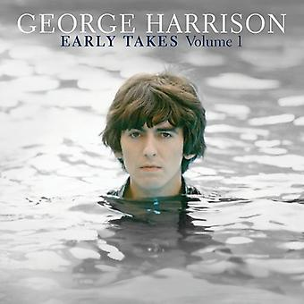 George Harrison - George Harrison: Vol. 1-Early Takes [CD] USA import
