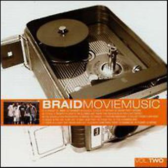 Braid - Braid: Vol. 2-Movie Music [CD] USA import