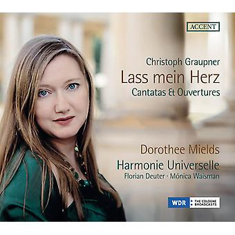 Graupner - Lass Mein Herz [CD] USA import