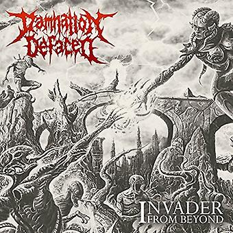 Damnation Defaced - Invader From Beyond [CD] USA import
